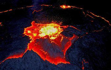 Desierto, sal & volcanes - Danakil fotos Nov de 2011 (Photo: Reinhard Radke)