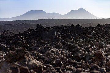 The fire mountains of Lanzarote island. (Photo: Tobias Schorr)