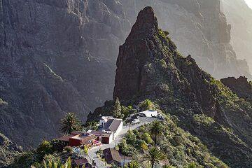 The Masca village on Tenerife island. (Photo: Tobias Schorr)