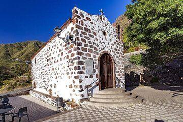 The church at Masca village on Tenerife island. (Photo: Tobias Schorr)