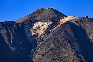 The top of the Teide volcano on Tenerife island. (Photo: Tobias Schorr)