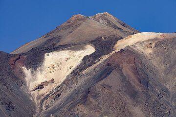 The top of Teide volcano. Tenerife island. (Photo: Tobias Schorr)