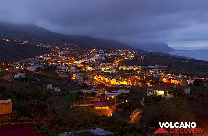 La Frontera in the evening (Photo: Tom Pfeiffer)