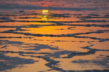 Dallol Dec de 2010: el gran lago salado (Lago Assale) (Photo: Tom Pfeiffer)