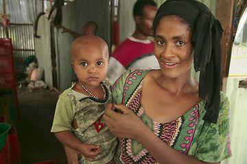 Äthiopien's Lächeln: Menschen (Feb. 08) (Photo: Tom Pfeiffer)