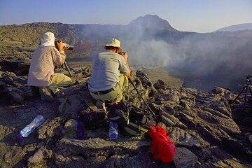 Expedición al desierto de Danakil Ene-Feb 2009: fotos del tour (Photo: Tom Pfeiffer)