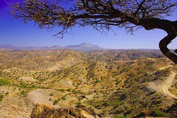 Ethiopian landscape (Photo: Tom Pfeiffer)