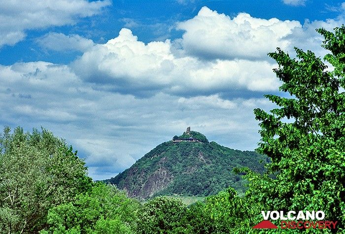 Der Vulkandom Drachenfels (Photo: Tobias Schorr)