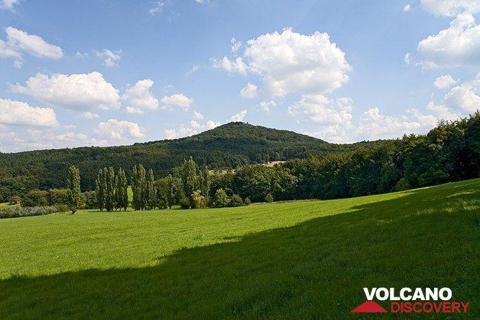 Der Oelberg-Vulkan im Siebengebirge (Photo: Tobias Schorr)