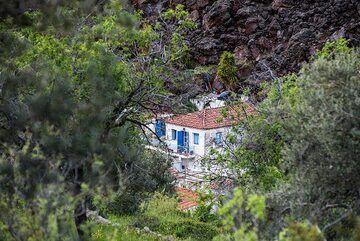 House of Kameni Chora (Photo: Tom Pfeiffer)