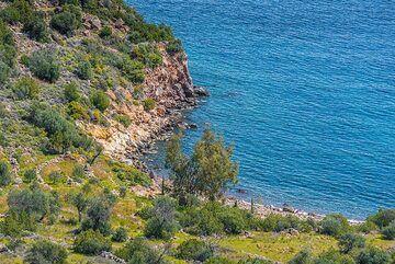 Sulphur bay (Photo: Tom Pfeiffer)