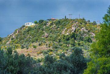 View towards Kypseli (Photo: Tom Pfeiffer)