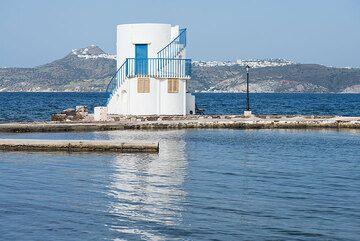 Tower house at Emborio (Photo: Tom Pfeiffer)