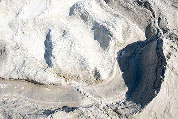 Erosion patterns (Photo: Tom Pfeiffer)