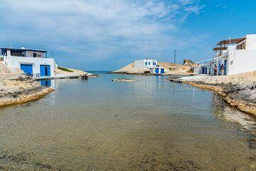 Small fishing harbour (Photo: Tom Pfeiffer)