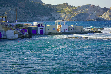 The little fishing village of Mandrakia (Photo: Tom Pfeiffer)