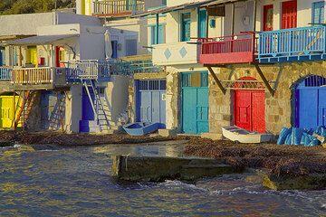 Insel Milos, Griechenland: Fotos vom Oktober 2008 - Von Plaka nach Klima und Adamas (Photo: Tom Pfeiffer)