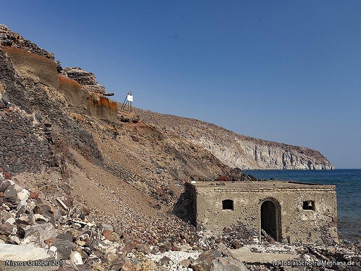 The former Spa of Avlaki. (Photo: Tobias Schorr)