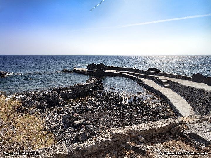 The little harbour of Avlaki. (Photo: Tobias Schorr)
