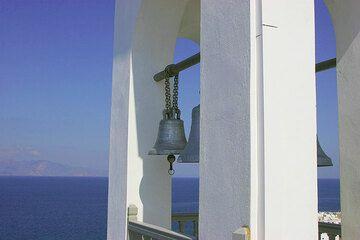 Glockenturm von Agias Spilianis (Mandraki) (c)