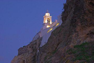 Nisyros island, March 2008: villages (c)