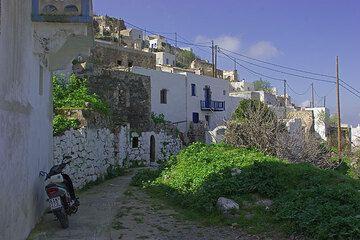 Das Dorf Emborio (c)