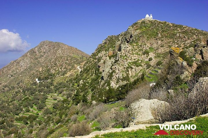 Church on a hilltop (c)