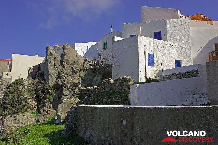 Houses in Nikia village (c)