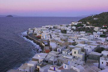 Mandraki village, Nisyros island. (c)
