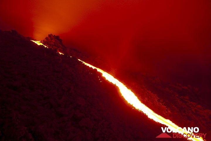 Lava flow on Pacaya volcano (Photo: Tom Pfeiffer)