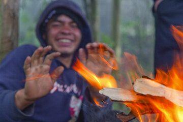 Guatemala Dez 2009: Menschen (Photo: Tom Pfeiffer)