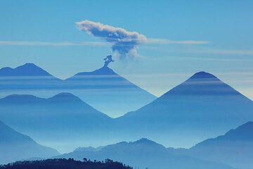 Guatemala Dec 2009: Vulkane und Landschaften (Photo: Tom Pfeiffer)