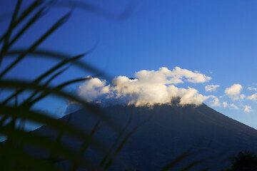 Der Agua Vulkan (Photo: Tom Pfeiffer)
