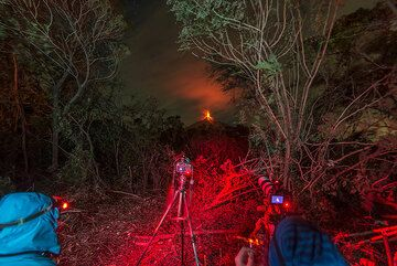 Some impressions from our recent volcano tour to Guatemala, from 20 Dec 2015 - 2 Jan 2016: (Photo: Tom Pfeiffer)
