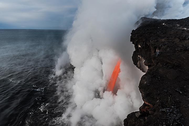 Fire, earth, water and air. (Photo: Tom Pfeiffer)