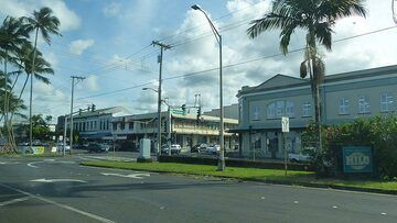 Day 1: Midday arrival in Hilo, the largest town on the Big Island! (Photo: Steven Van den Berge / Lana Van Heghe)