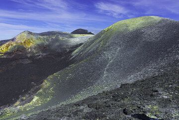 Southeastern part of Bocca Nuova (Photo: Tom Pfeiffer)