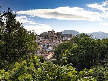 The village Castiglione. (Photo: Tobias Schorr)