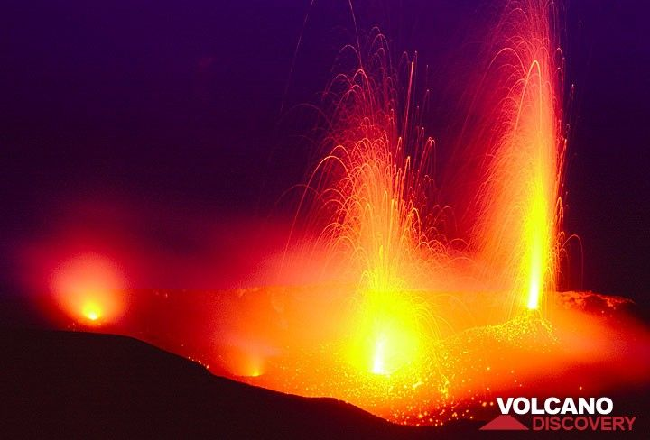 Eruption on Velvia and Leica 35mm... good old times! (c)