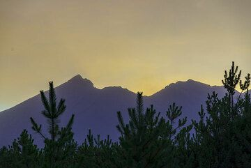 Evening with Sakurajima in a period of calm. (Photo: Tom Pfeiffer)