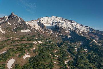 Tundra and rocky mountain tops. (Photo: Tom Pfeiffer)