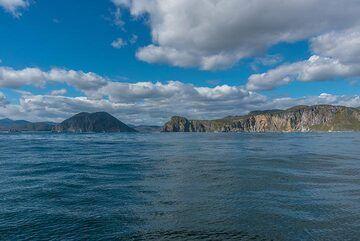 View over the Avacha Bay towards Petropavlovsk (Photo: Tom Pfeiffer)