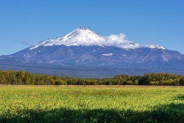 Avachinsky volcano (Photo: Tom Pfeiffer)