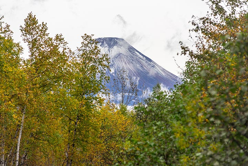 Avachinsky volcano on 18 Sep 2019 (Photo: Tom Pfeiffer)