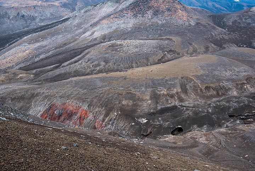 Erosion landscape (Photo: Tom Pfeiffer)