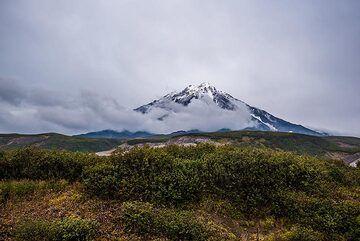 Koryaksky volcano (Photo: Tom Pfeiffer)