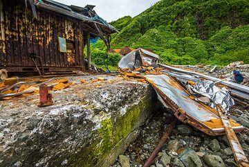 Scrap metal (Photo: Tom Pfeiffer)