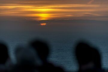 Sunset - not always so great... (Photo: Tom Pfeiffer)