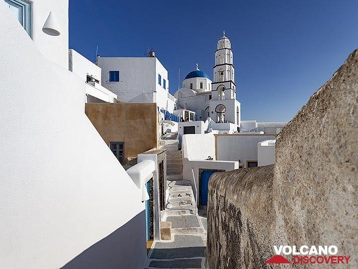 The church of Theotokou in Pyrgos. (Photo: Tobias Schorr)