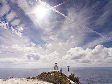 The Akrotiri lighthouse. (Photo: Tobias Schorr)